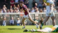 Westmeath prevail in Leinster quarter-final replay to set up clash with Dublin
