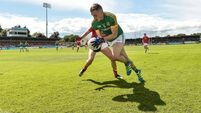 Graham Reilly leads Meath to victory over Louth