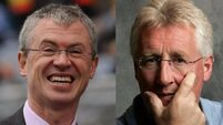 Watch out for fireworks after Joe Brolly and Dessie Dolan round on Pat Spillane on Sunday Game