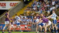 Monaghan and Carlow progress to the next round of Football Qualifiers