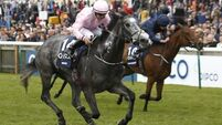 Aidan O'Brien conquers Newmarket with Classic clean sweep