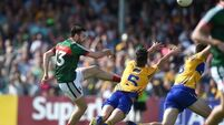 Second-half goals spark Mayo comeback over Clare