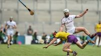 Galway blow Wexford away to claim Leinster Hurling title