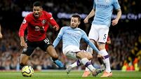 Five Manchester Derby details: City's problems are many but Bernardo is a central one