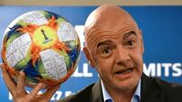 FIFA President assessing nine offers over new club competition to rival Champions League