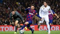 Graft but little guile as Clasico fails to fire