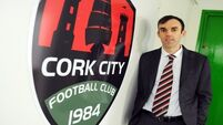 General manager Wycherley to leave Cork City