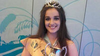 Macra Alison Sinnott crowned Blue Jeans Country Queen