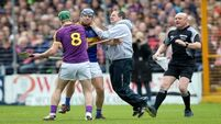 Daithí Regan condemns Davy Fitzgerald for 'imbecilic, childish carry-on'