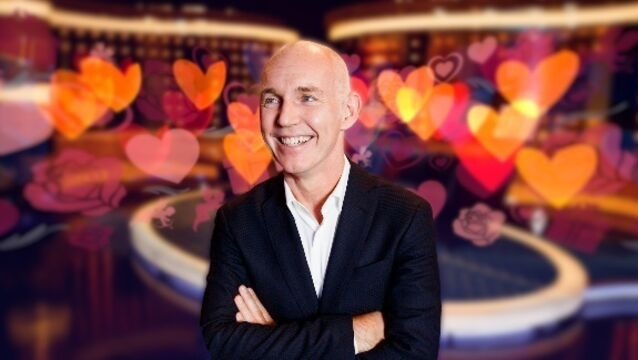 The Ray D'Arcy show is full of love this weekend