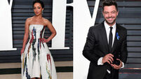 Ruth Negga joined by long-time boyfriend at Vanity Fair Oscar Party