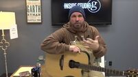 Garth Brooks takes to Facebook Live to talk about Trump inauguration