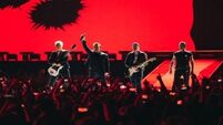 U2's sold out Josua Tree tour receives wide critical acclaim in US