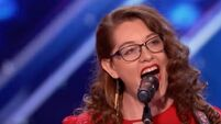 Deaf singer wows the crowds on America's Got Talent