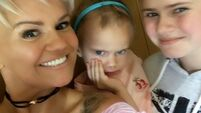 Kerry Katona hits back at followers 'slagging her off' after daughter cuts her own hair