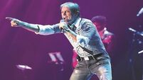 A hundred thousand welcomes for Cliff Richard at Live at the Marquee in Cork