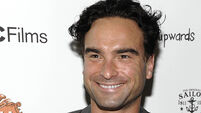 Big Bang's Johnny Galecki thanks firefighters after wildfire destroys house