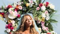 Beyonce posts first photo of her twins and it's very Beyonce