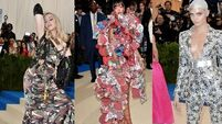 Here's who wore what at this year's Met Gala
