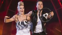 Aoibhín Garrihy scores the first 10 of the series on Dancing With The Stars