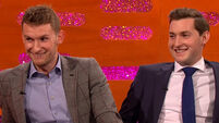 O'Donovan brothers charm audience on Graham Norton Show