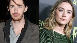 Here's how people reacted to the Hozier and Saoirse Ronan news
