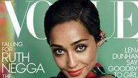 Limerick actress Ruth Negga lands the cover of Vogue