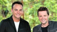 Ant and Dec are out and about in Kildare