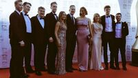Here are all the gúnas from tonight's Irish Film Television Awards