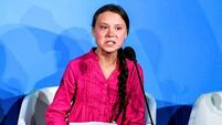 Greta Thunberg: 'You have stolen my dreams, my childhood'