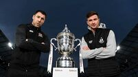 Hope-and-history final as Hoops bid to stop Dundalk's march towards treble