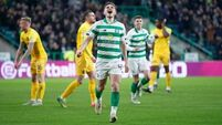Celtic ease past Livingston to open three-point gap at Premiership summit