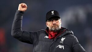 I never party without a reason, insists Klopp