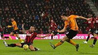 Jiminez strikes again as Wolves show their teeth against Bournemouth