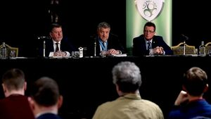 Reconvened FAI AGM: The dominant mood was sober despite flashes of anger and passion