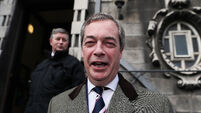 Latest: Ireland has been 'humiliated' by the EU says Farage