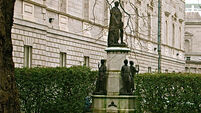 Latest: Committee throws out petition to remove Prince Albert statue from Leinster House