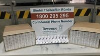 Revenue seize contraband cigarettes worth €11k in Dublin