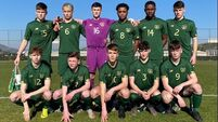 Two for McGuinness as Ireland Under-16s ease past Kosovo