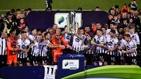 League of Ireland set for three-tier split from 2021