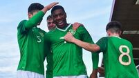 Ireland U17s maintain perfect record with win over Israel