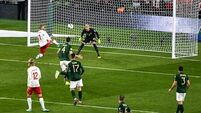 'It was my fault' - Ireland captain blames himself for Denmark's crucial goal