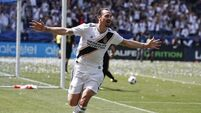 Ibrahimovic hints at potential return to Spain