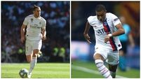 Bale and Mbappe: Superstars going in opposite directions