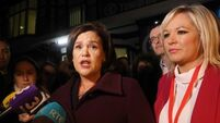 Nominations for Sinn Féin leadership close this evening