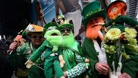 Expansion urged for Belfast's 'unambitious' St Patrick's Day festival