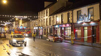 Young man questioned after Clare stabbing