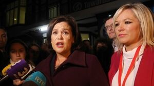 Mary Lou McDonald: Michelle O'Neill is a 'formidable woman'