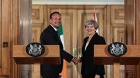 Varadkar on Theresa May: 'I have absolute faith and confidence in her'