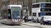Traffic moving more smoothly in Dublin after yesterday's Luas gridlock